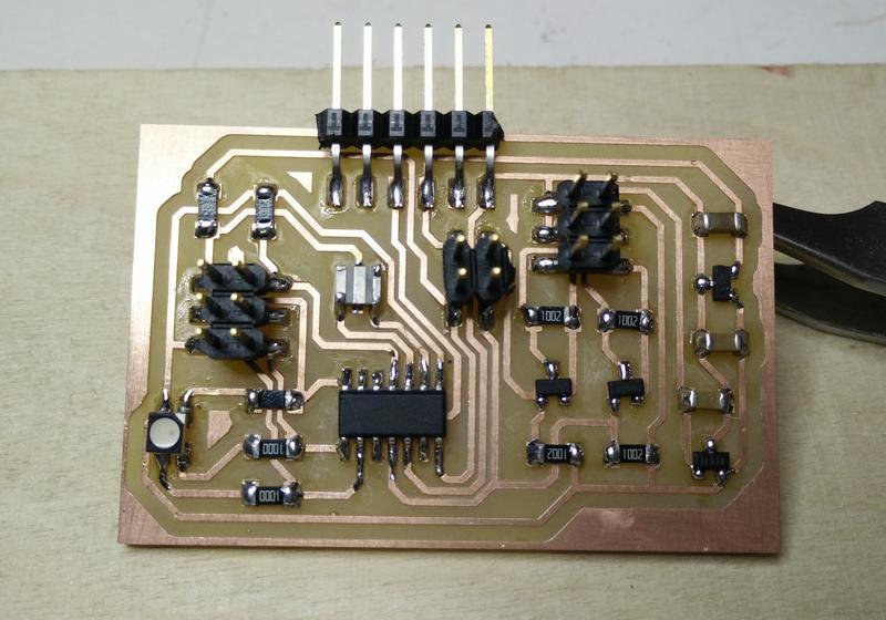 Heart rate sensor device | Ilias Bartolini @FabAcademy