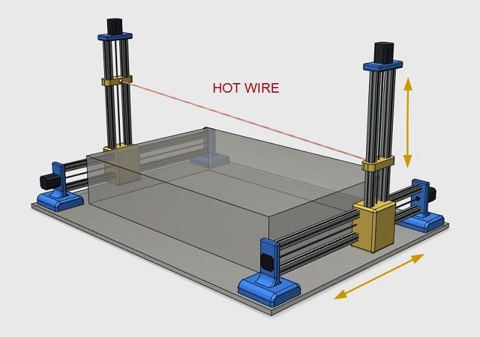 [SCHEMATICS_4FR]  Fabacademy 2016 | Hot Wire Foam Cutter Design Diagram |  | Fabacademy 2016