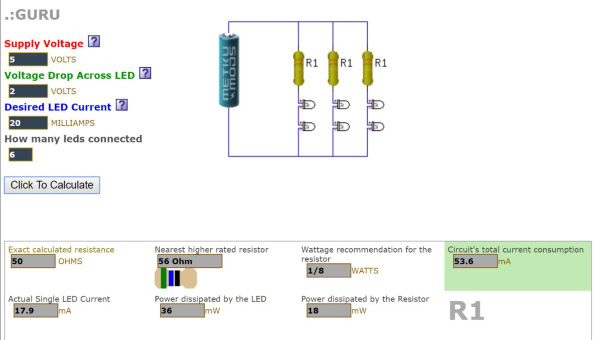 Input Devices Total Resistance In A Series Circuit 110418 We Were Provided With Attiny44 And 45 What Way Do They Differ The Question Comes Up As I Look Design For This Sensor On Fab