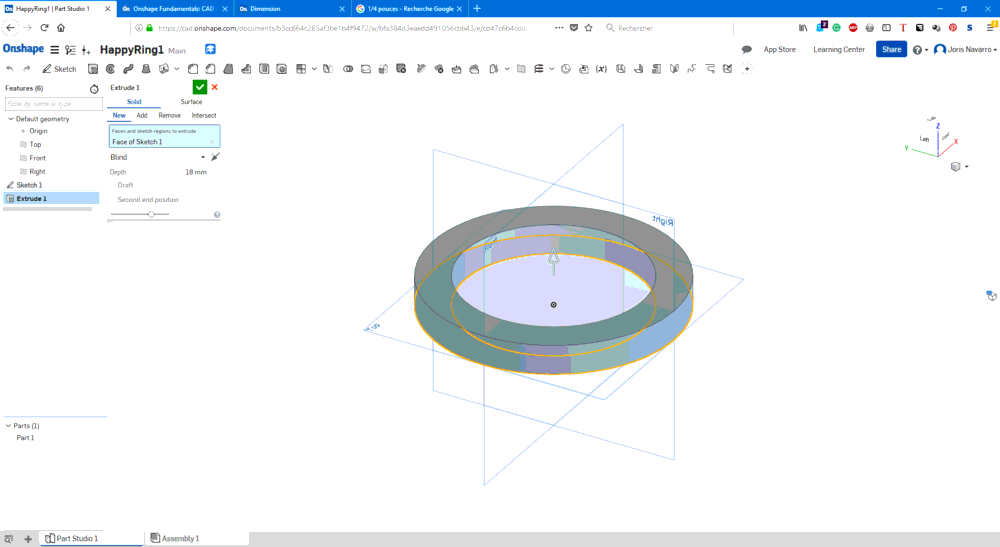 Computer Aided Design · Fab Academy 2018 - Joris Navarro