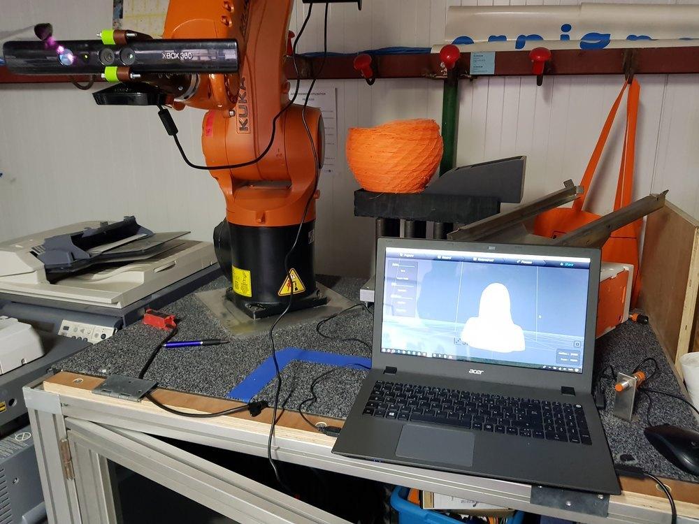 3D Scanning and Printing · Fab Academy 2018 - Joris Navarro