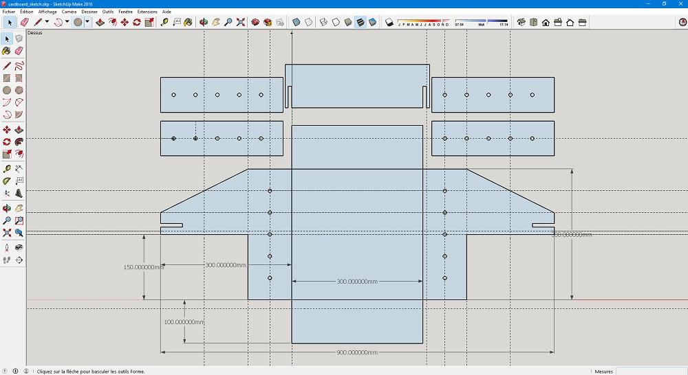 Mechanical & Machine design · Fab Academy 2018 - Joris