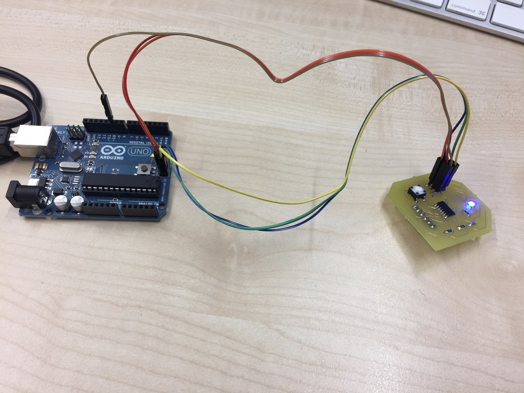 Fab Academy 2018 Assignment 8 Circuit Prototyping Software This Week Is All About Connecting My Hardware And Knowledge The First Step Was Getting Comfortable With Microcontroller Datasheets Ie Reading