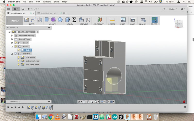 dngm - Week 14: Mechanical Design