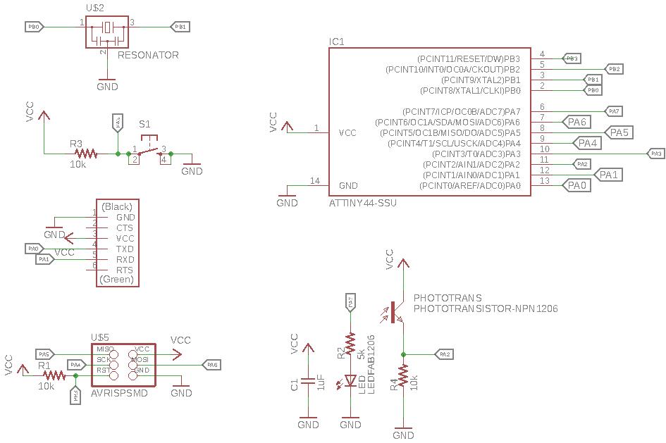 dngm - Week 6: Electronics Design