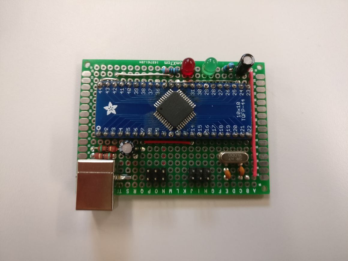 Fabacademy Control Circuit Additionally Arduino Motor Shield Diagram On Tv Then I Took The Construction Of Breadboard A Prototype Board