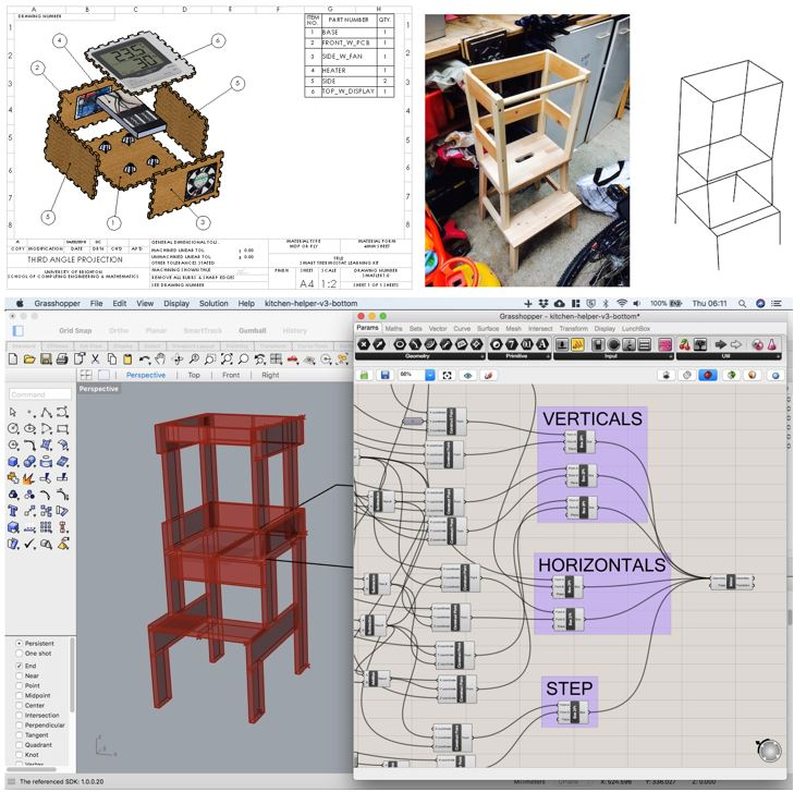 Week 3 - Computer-Aided Design (CAD)