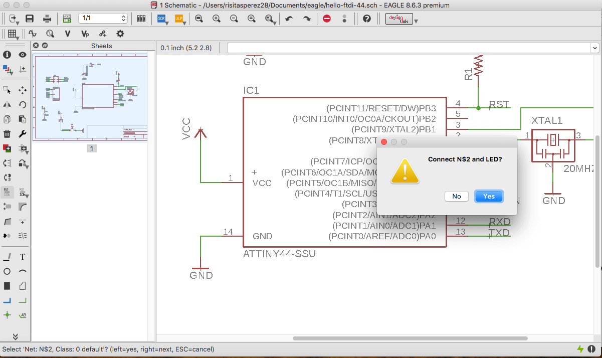 Pilar Perez About Electrical Circuit Program Before You Switch To Route Traces Verify Your Design Using Erc Rules Check This Is The Final Layout Of My