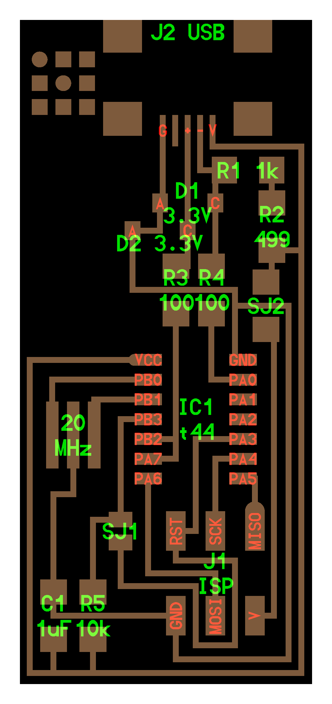 Electronics Production W05 High Quality Circuit Board Scrap Buy Scrappcb 2 Individual Assignment Make An In Programmer By Milling The Pcb Then Optionally Trying Other Processes
