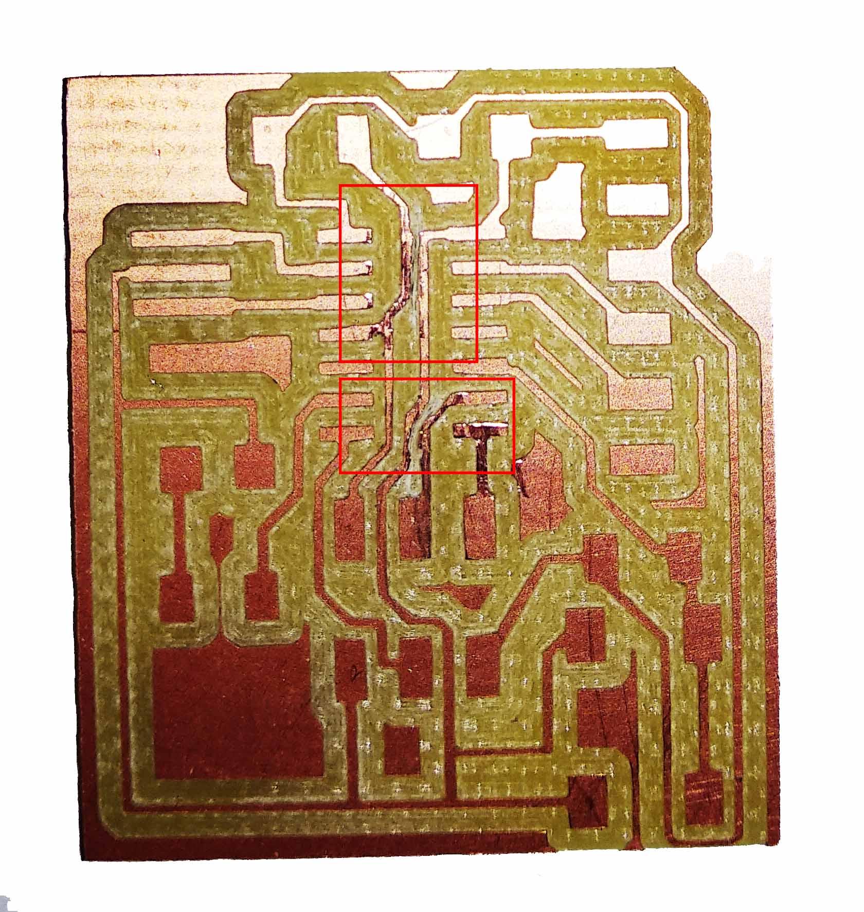 Mrehan Elshehawy How To Fix A Short Circuit Two Circuits Found