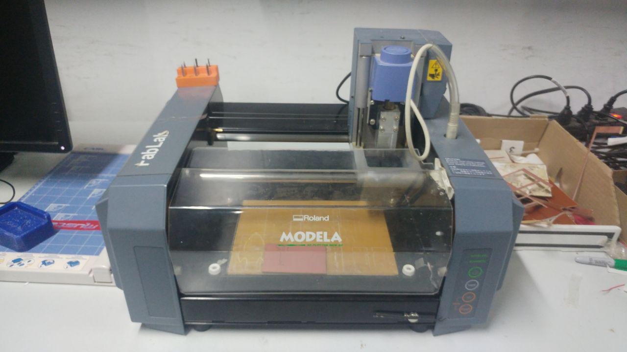 Fabacademy Experience Justin Circuit Cutting Machine Pcb Router 0 400 Mm S We Are Mainly Using Two Kinds Of Bits A 1 64 Inch And 32 The First One Is Used For Tracing Purposes Second