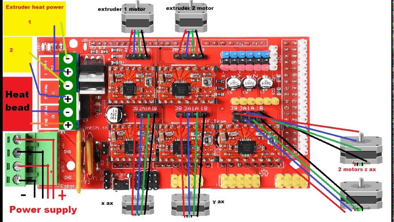 Week 16 12v Stepper Motor Geared 4 Phase 5 Wires For Arduino Experiment Example