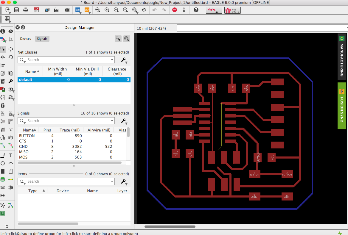 Coppercam Ve Also Been Looking For The Schematics And Gerber Files But They This Is What Board Will Look Like Save It