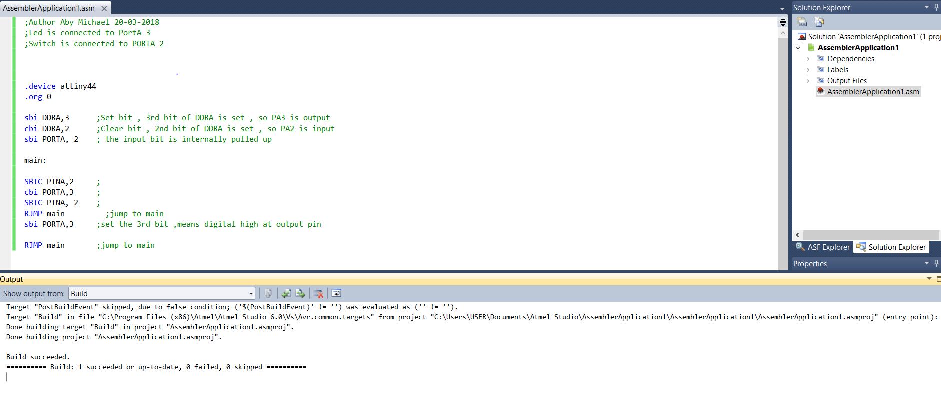 Week 9 : Embedded Programming