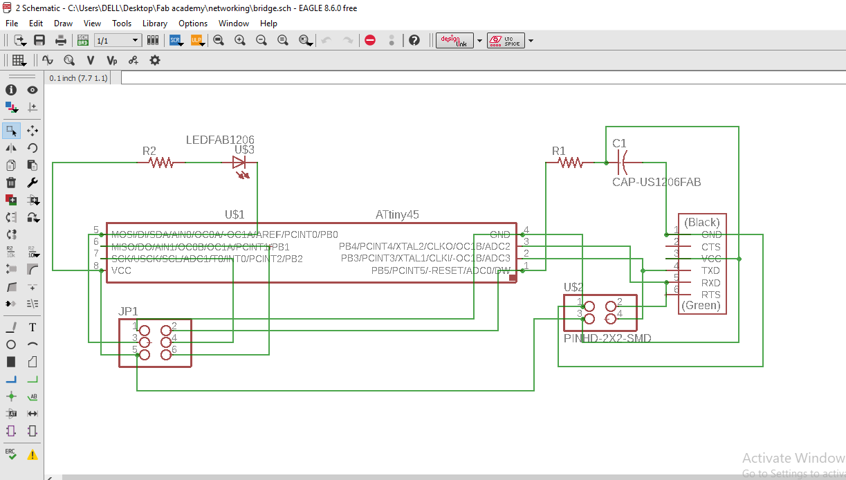 Assignment 14 Ftdi Cable Schematic This Board Communicates With The Serial Port And Other Help Of