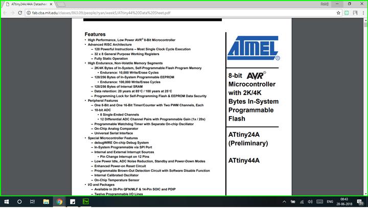 WEEK 8 - Embedded Programming