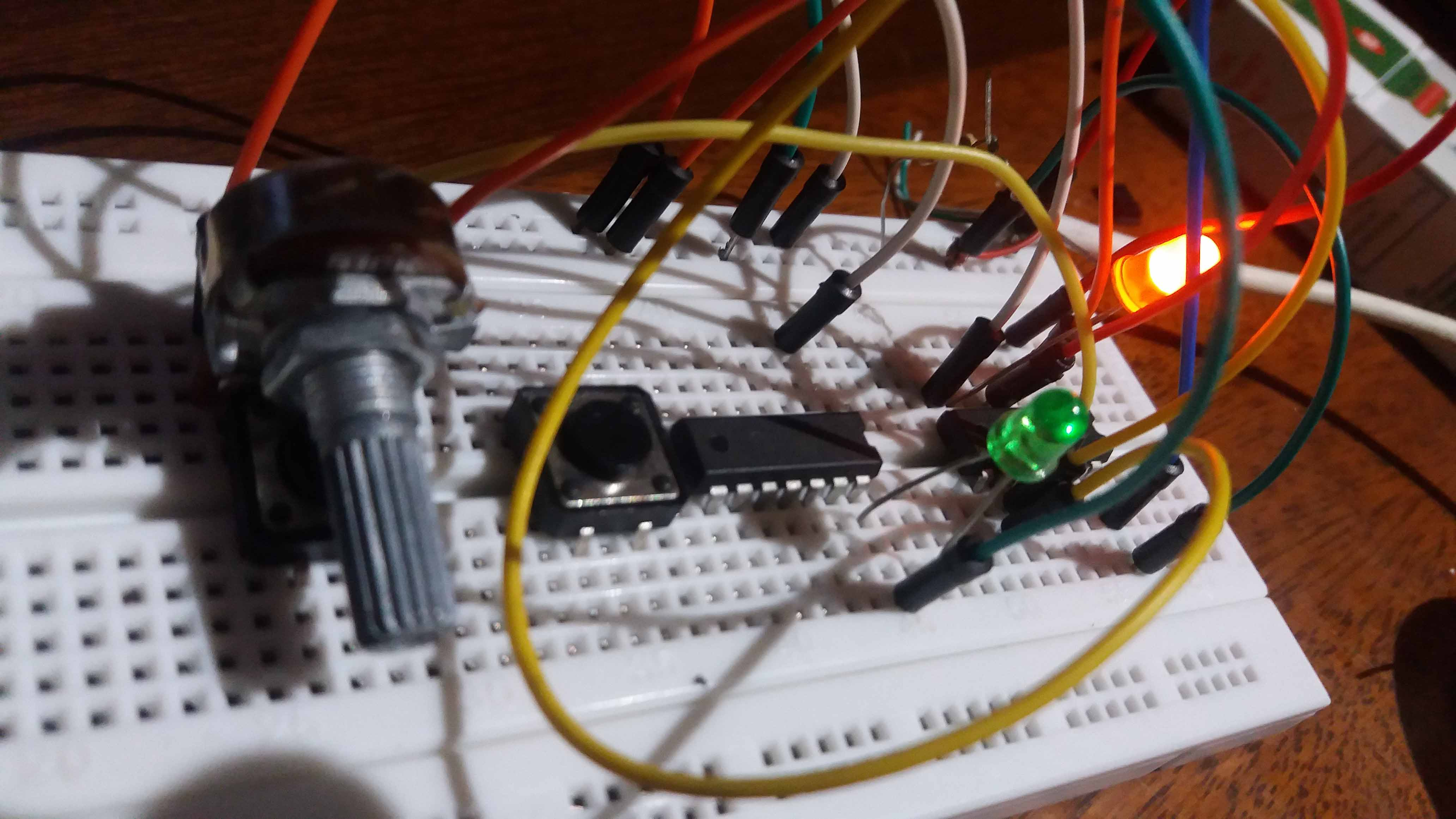 Networking And Communications Wiring Variable Resistor Tank