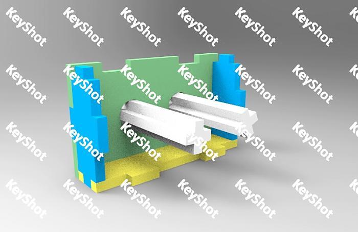keyshot 6 watermark