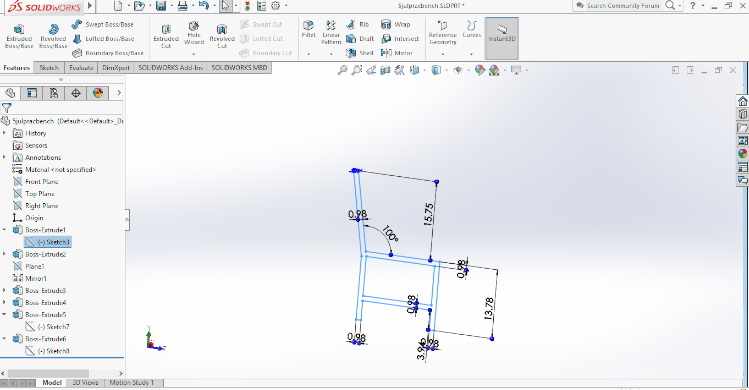 Computer Aided Desisign -CAD