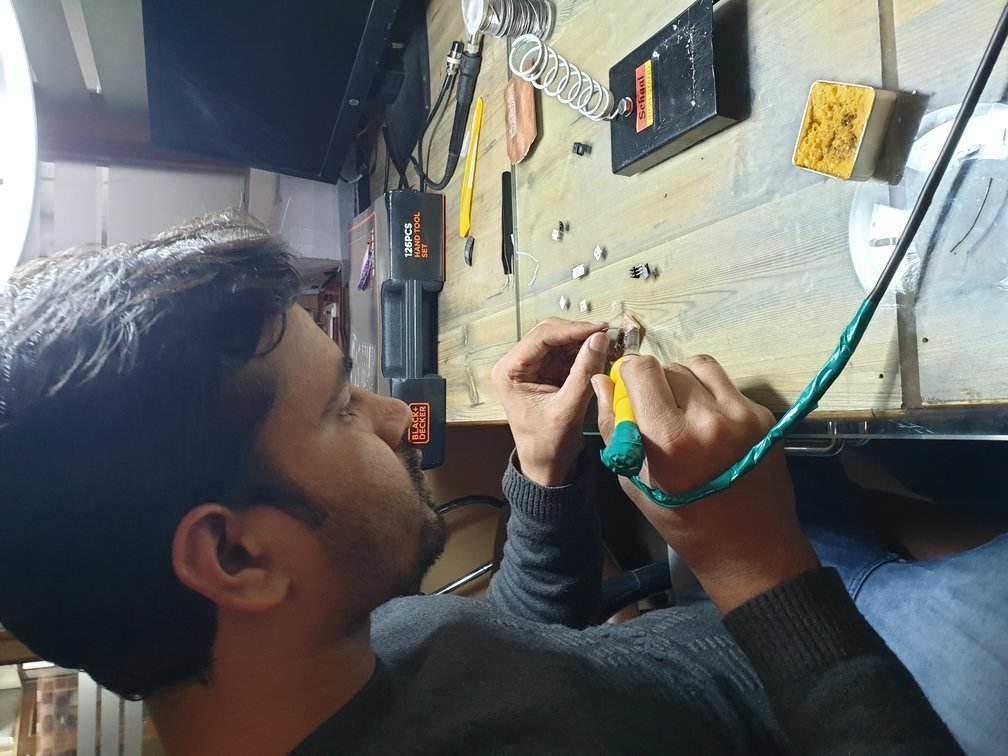 5  Electronics production - Narender Sharma