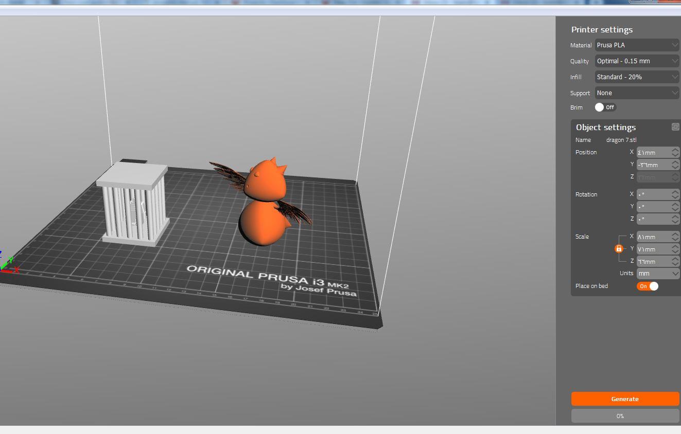 6  3D Scanning and printing - Fab Academy Ghadeer
