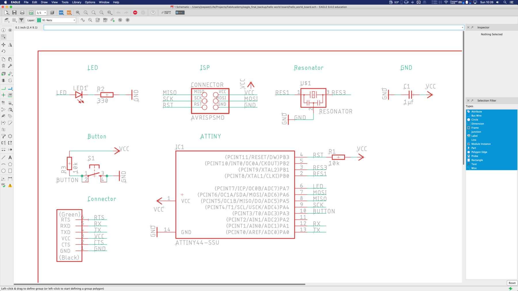 Useful Schematic Drawing Program