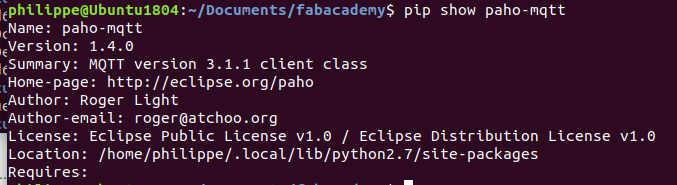 How configure the Fab Buddy Gateway