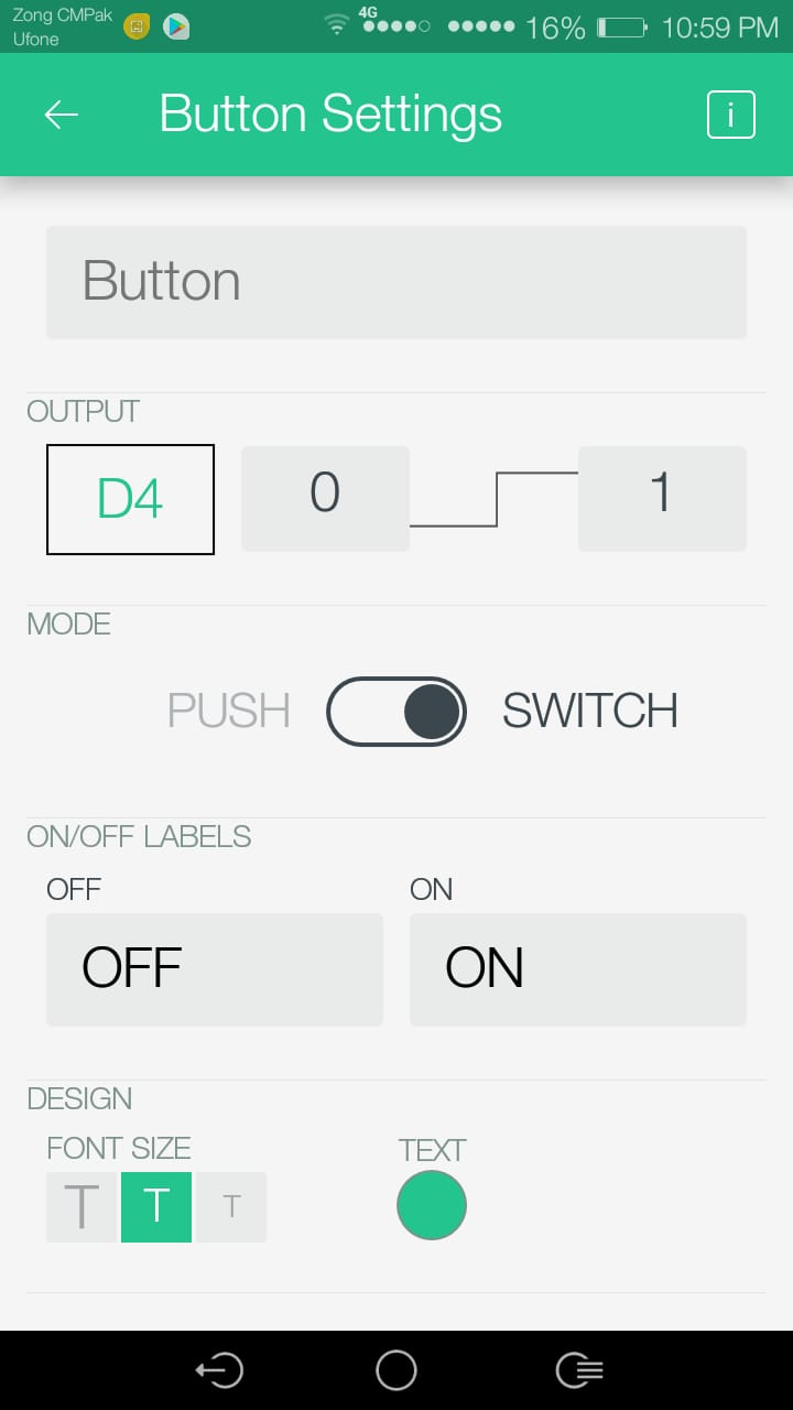 Pyqt5 Button Size
