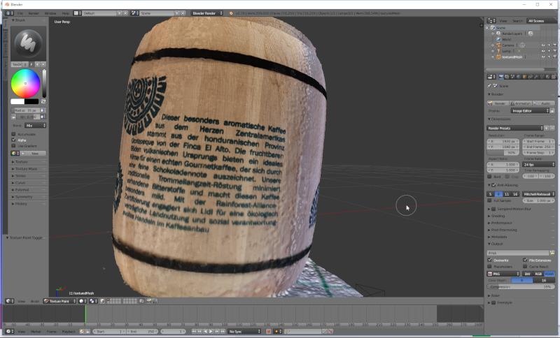 6  3D Scanning and Printing - Fab Academy Perttu Piirainen