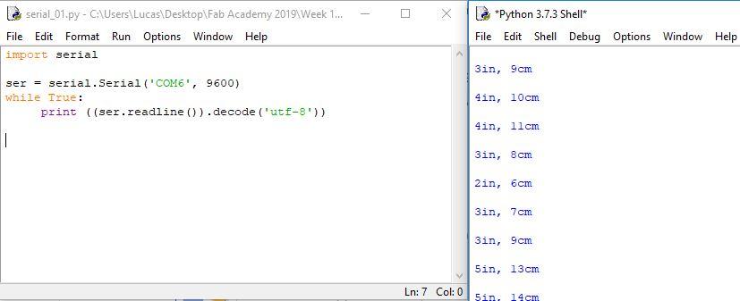 Python Arduino Windows
