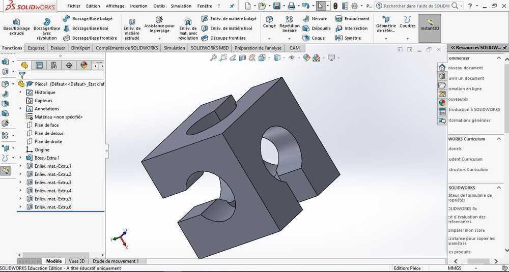 Week 6 - 3D Scanning and printing - Christophe Reyntiens