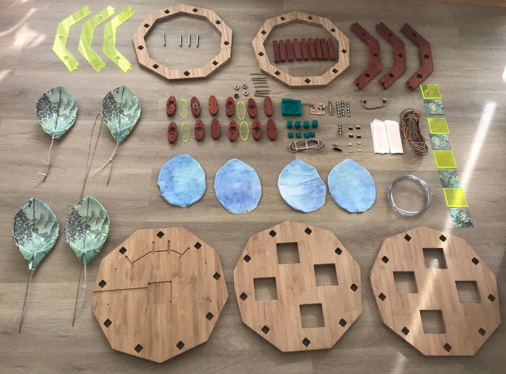 Final project parts