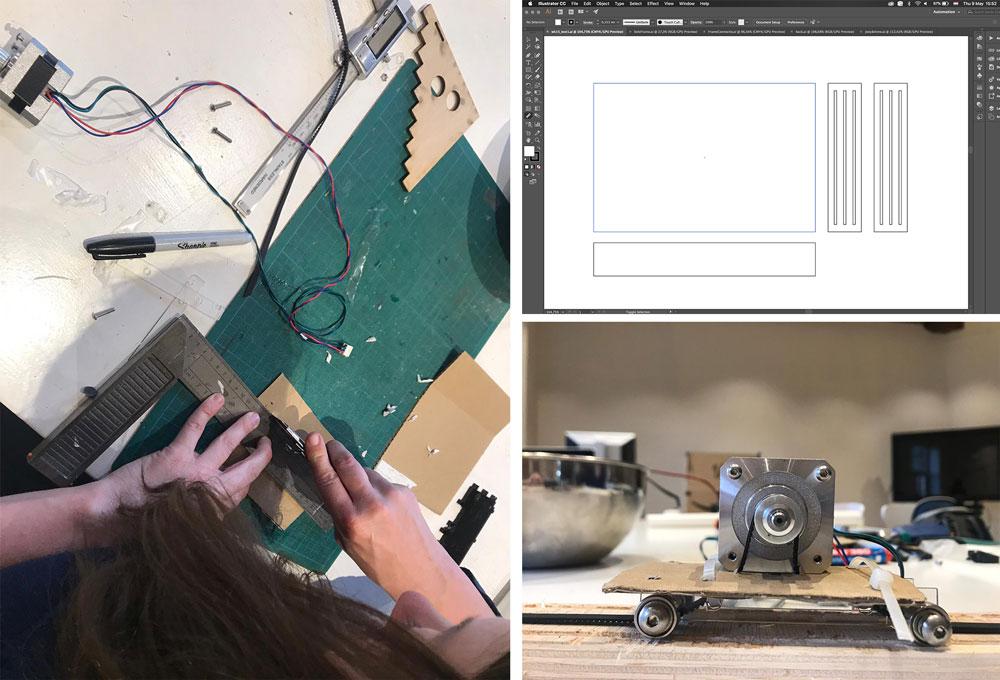 prototying frame