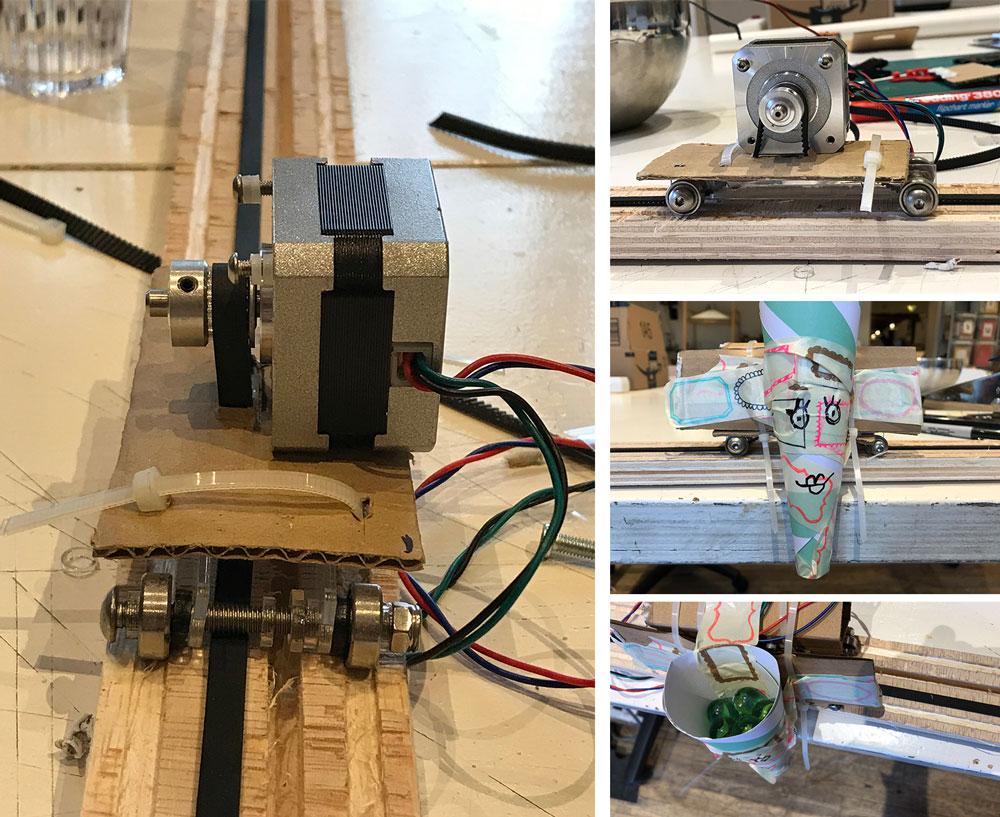 prototype dispenser