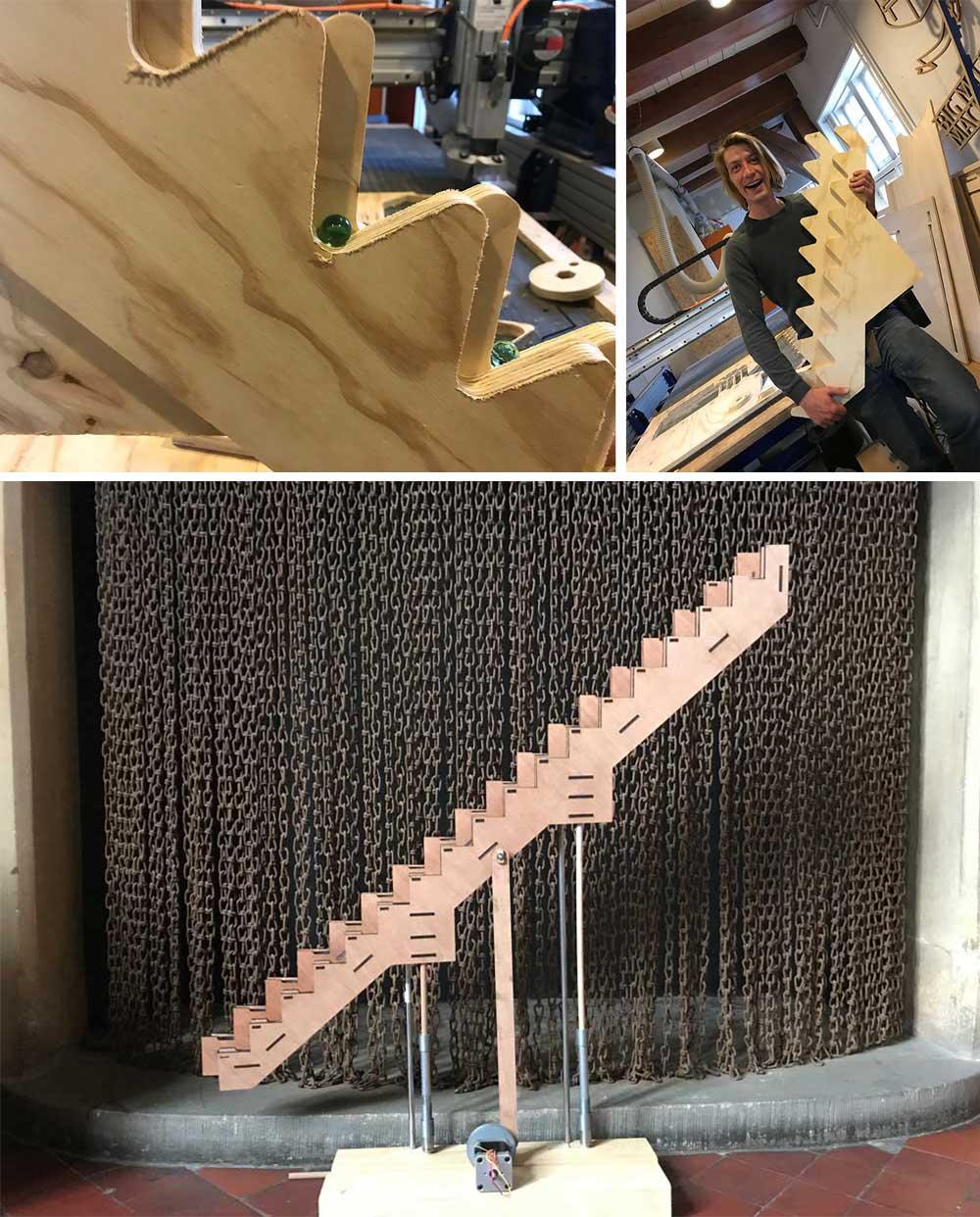 prototype stairs