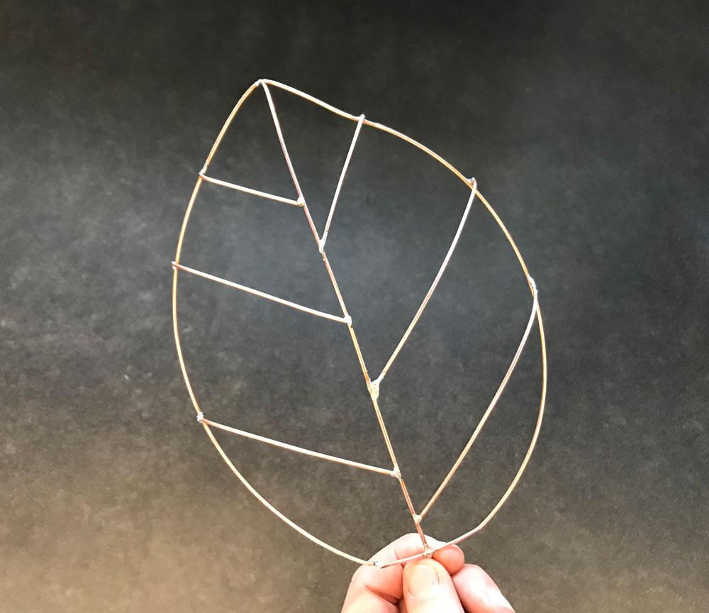 frame leaf