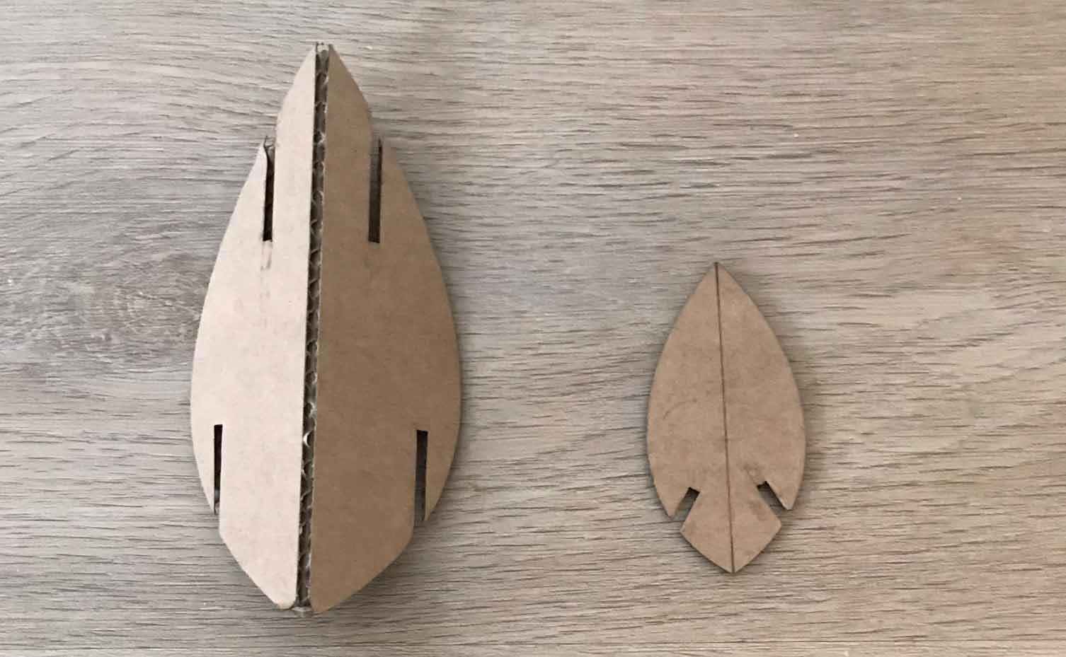 leaf construction kit