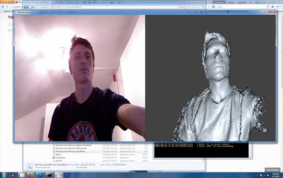 05  3D Scanning and Printing < Mathew Owen