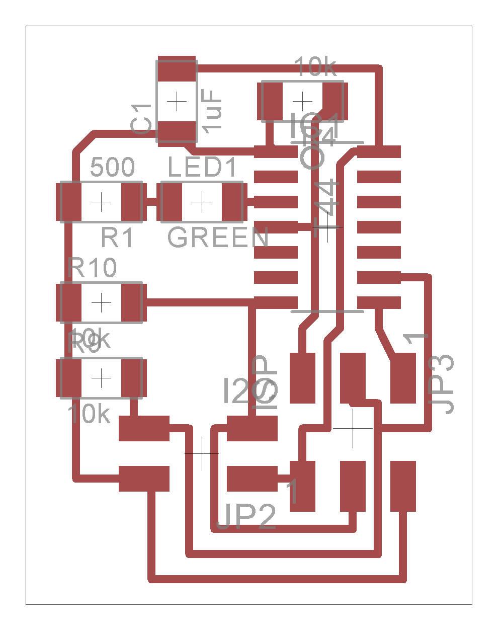 Fab Academy 2015 Frank Vloet As Directed In The Diagram Circuit Requires A Couple Of 1uf Node