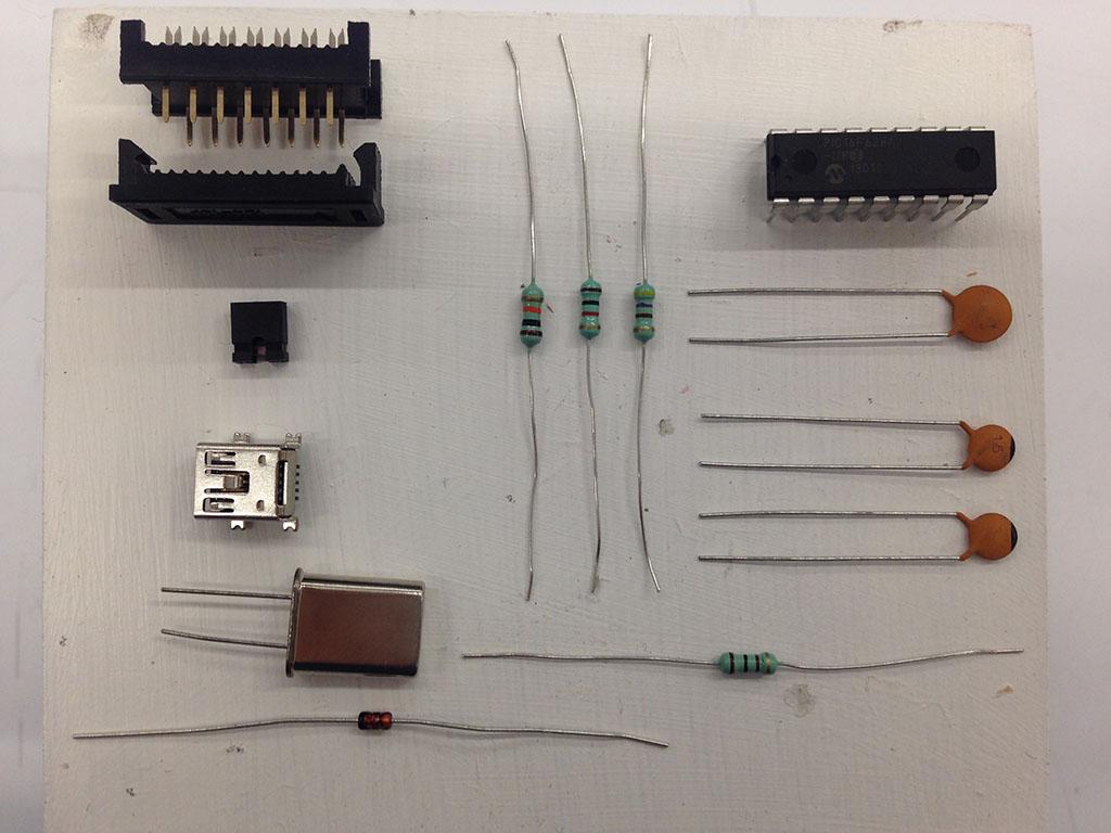 W4 electronics production   Fab Lab Monterrey